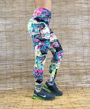 Workout fitness CrossFit yoga Pilates bike walking exercise paddle board leggings for Sale in Cocoa Beach, FL