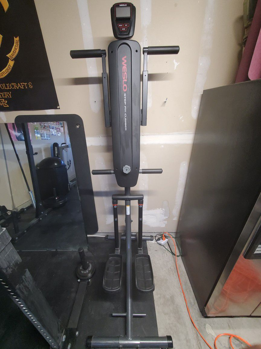 Weslo Step Fit Climber