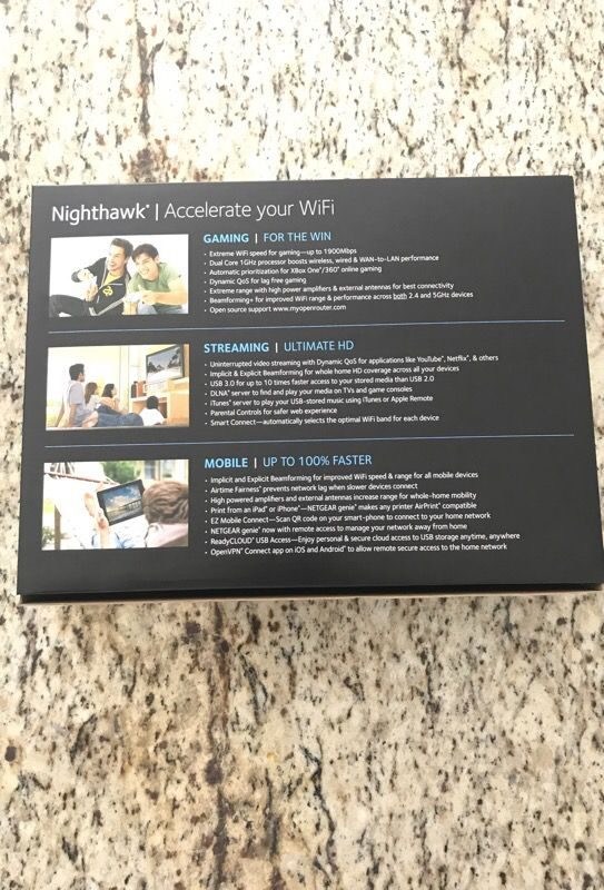 New and Used Nighthawk router for Sale in Rancho Cucamonga