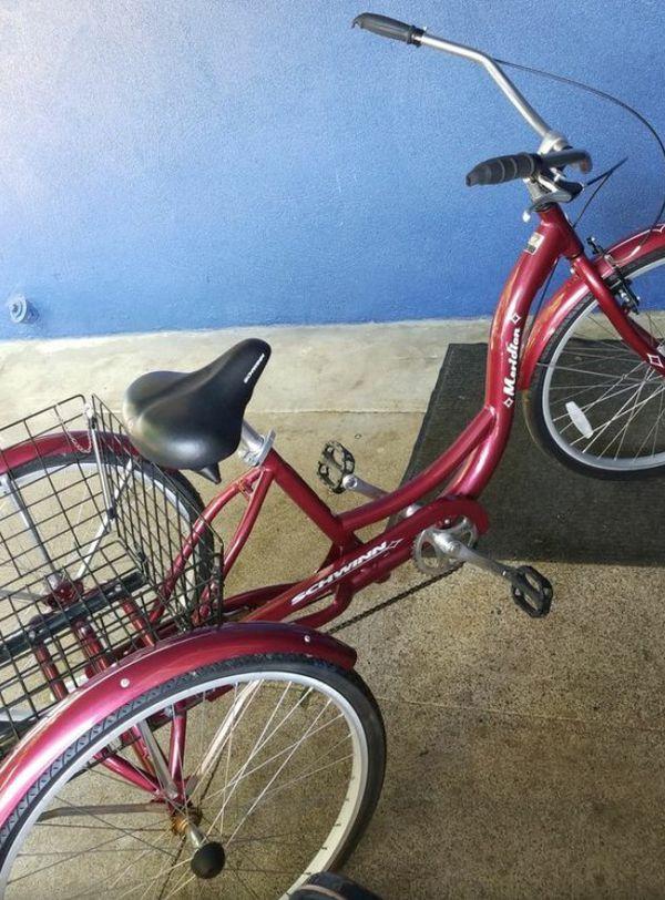 Schwinn Meridian 3-wheel Bike for Sale in San Jose, CA - OfferUp