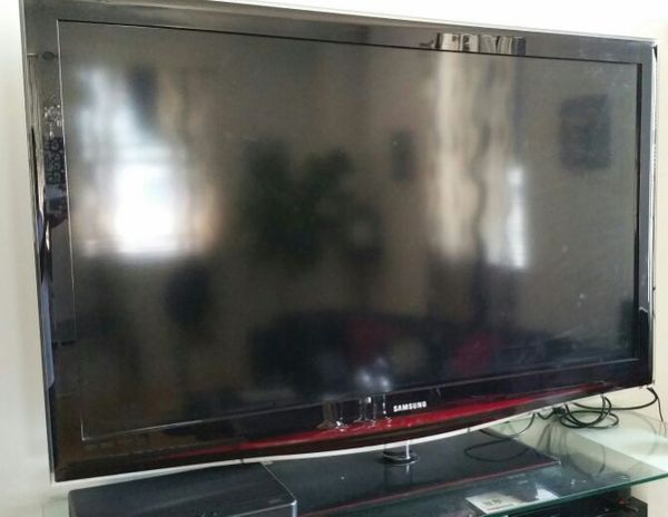 Samsung 52 inch TV for Sale in Jersey City, NJ - OfferUp