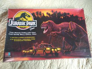 Original Jurassic Park game. for Sale in St. Louis, MO