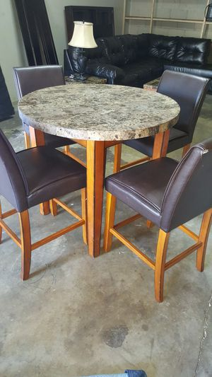High top table with chairs for Sale in Longwood, FL