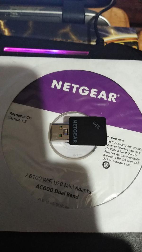 Netgear A6100 WiFi Adapter for Sale in Philadelphia, PA - OfferUp