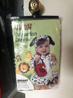 Baby Halloween costume - Dog / Dalmatian for Sale in Leesburg, VA