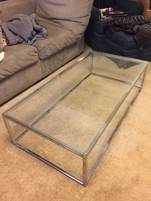 Glass Coffee Table for Sale in Washington, DC