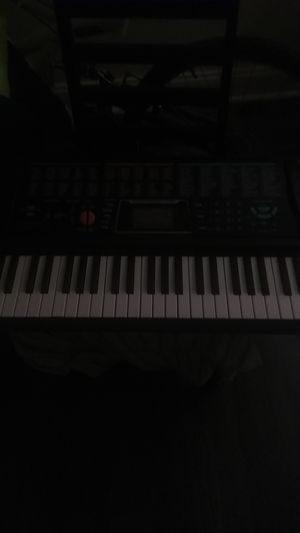 Black and White piano keyboard for Sale in Washington, DC