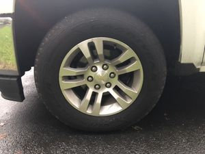 Chevy Silverado Wheels & Tires for Sale in New Market, MD