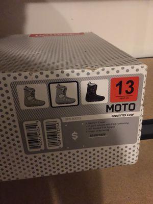 Snow board boots size 13 for Sale in Haymarket, VA