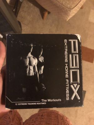 P90X the complete at home work out series for Sale in St. Louis, MO