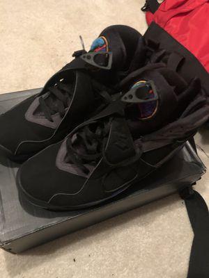 Aqua 8 Jordan size 9.5 for Sale in Fort Washington, MD