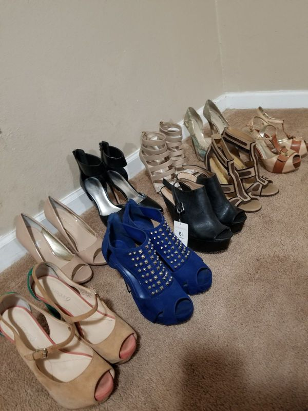 5d85d27bc63 shoes. like new. guess. jessica simpson. aldo. all from macys. for ...
