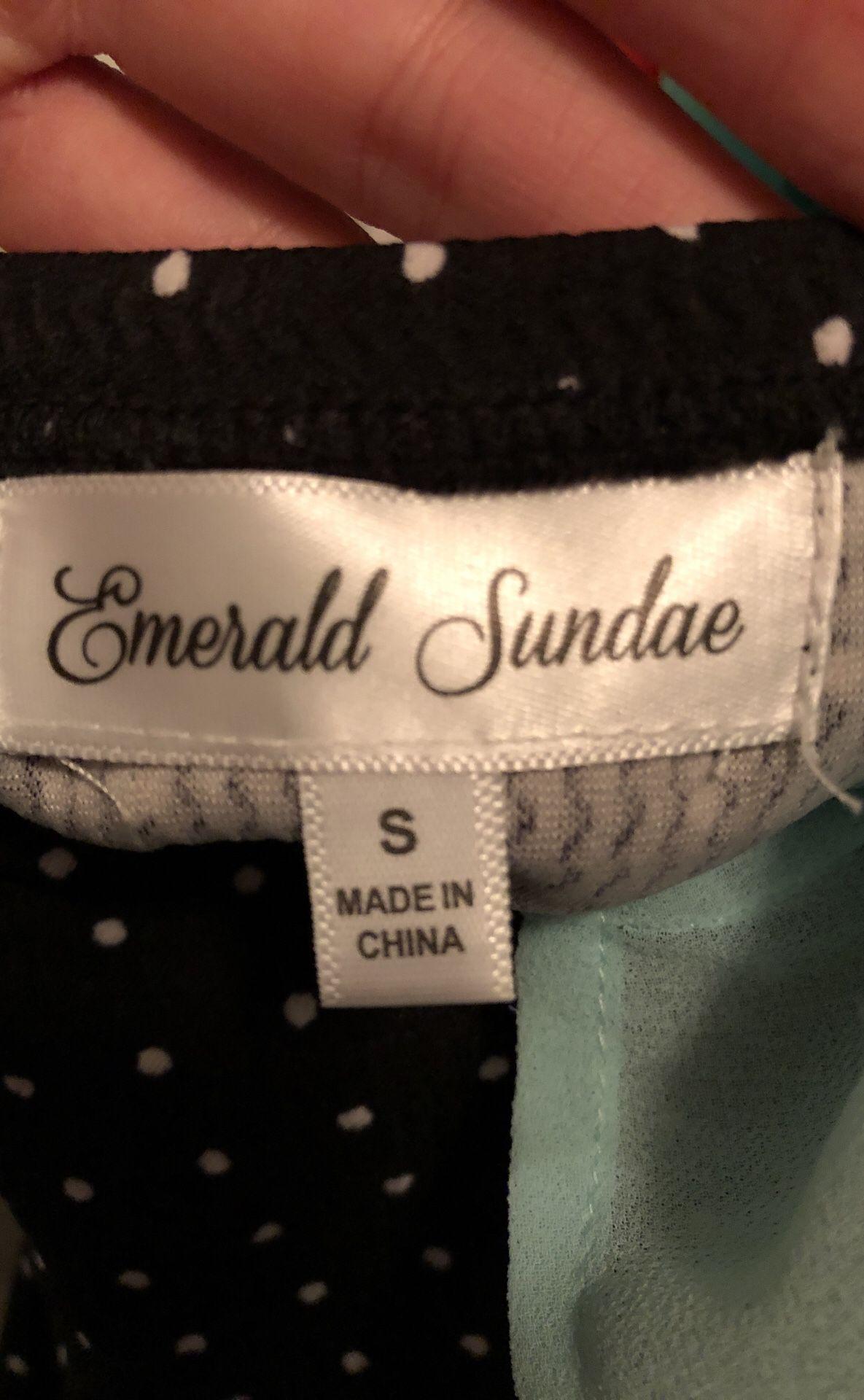 Emerald Sundance Dress