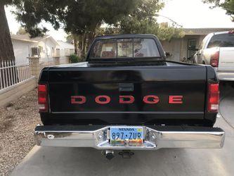 1991 Dodge Dakota Thumbnail