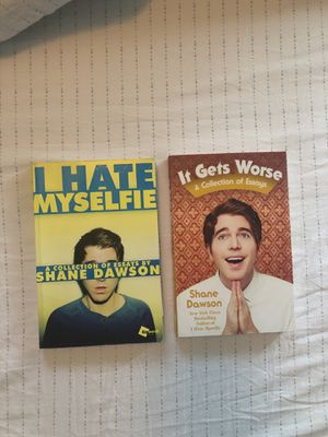 Shane Dawson Books for Sale in Ashburn, VA