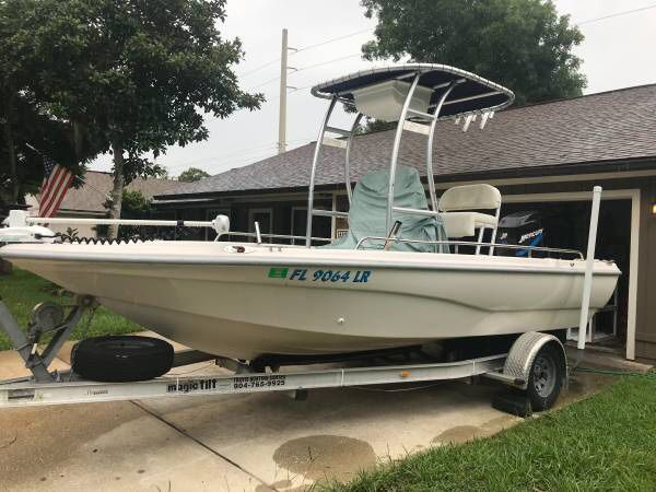 5ed2516c57a0 2002 fish master Polar Flats  Bay Boat for Sale in Sanford