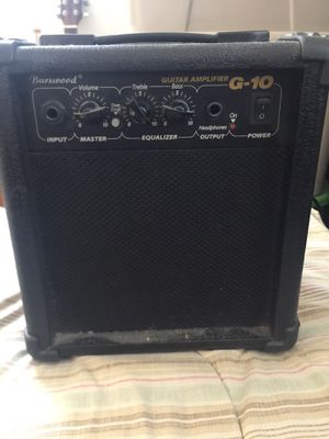 Guitar amp for Sale in Fort Washington, MD