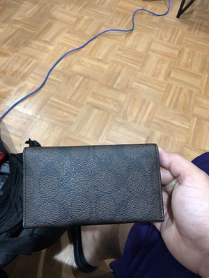 Coach wallet for Sale in Boyds, MD