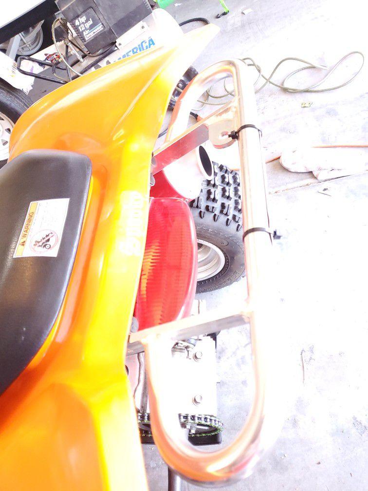 2004 kawasaki kfx400 kfx 400