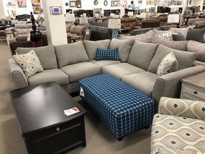 Grey Sectional for Sale in Apex, NC