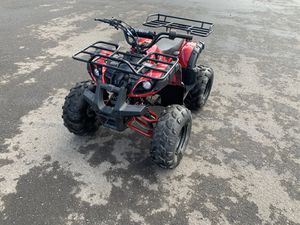 Photo 125cc kids quad atv 4 wheeler