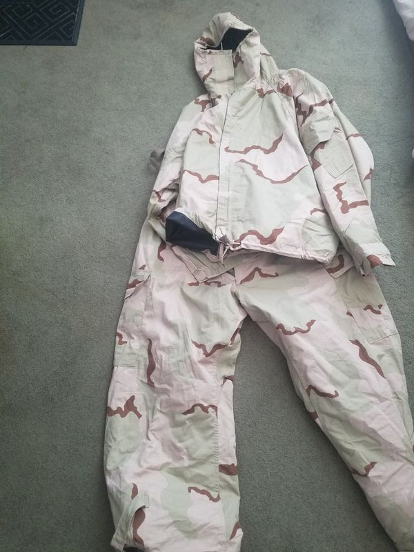 CBRN suit for Sale in Tacoma, WA - OfferUp