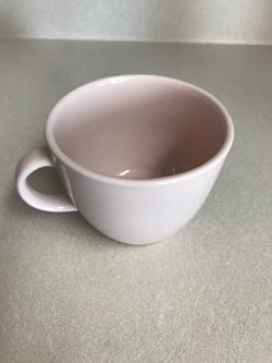 Light pink mug Thumbnail