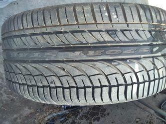 Versanti rims with New tires Thumbnail