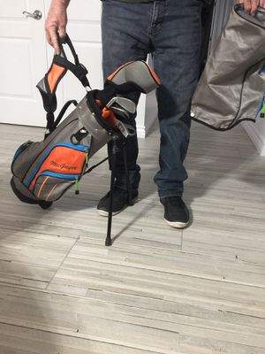 Golf clubs for 2 to 6 year olds for Sale in Brea, CA