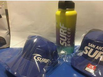 New! Soccer Club Team Caps hats SURF High quality, Diferente Designs Thumbnail