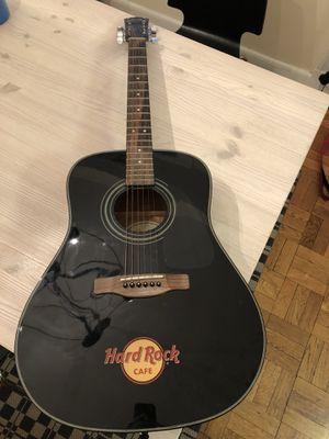 Fender Acoustic Guitar Looks great for Sale in Alexandria, VA