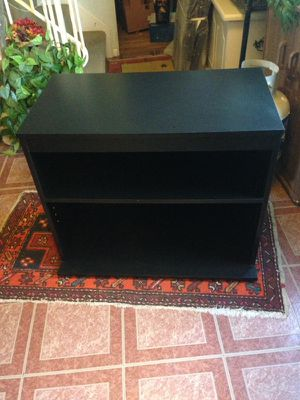 Black tv stand for Sale in Rockville, MD