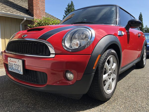 2010 Mini Cooper S For Sale In Bothell Wa Offerup