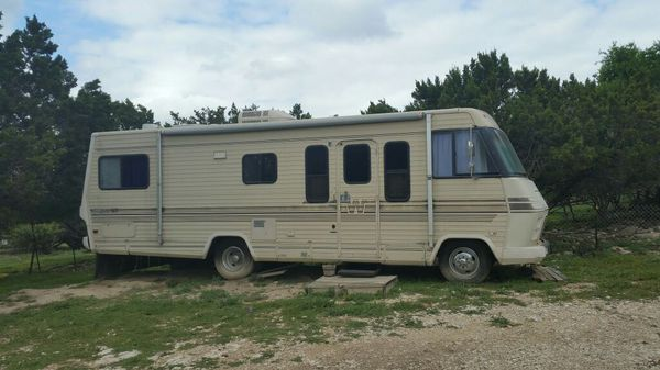 1985 Winnebago Chieftain 27 low miles 51,719 for Sale in Copperas Cove, TX  - OfferUp