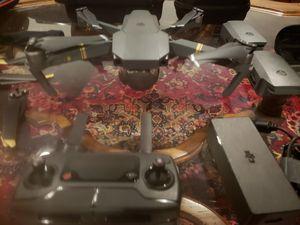 DJI Mavic Pro Fly More package for Sale in Sterling, VA