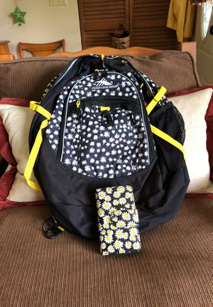 684062f9e0c8 New and Used Black backpack for Sale in Stuart, FL - OfferUp