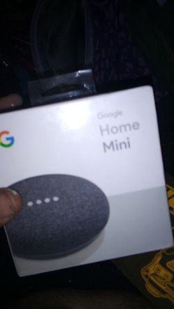 3 Google minis Bluetooth smart home devices 3rd gen Thumbnail