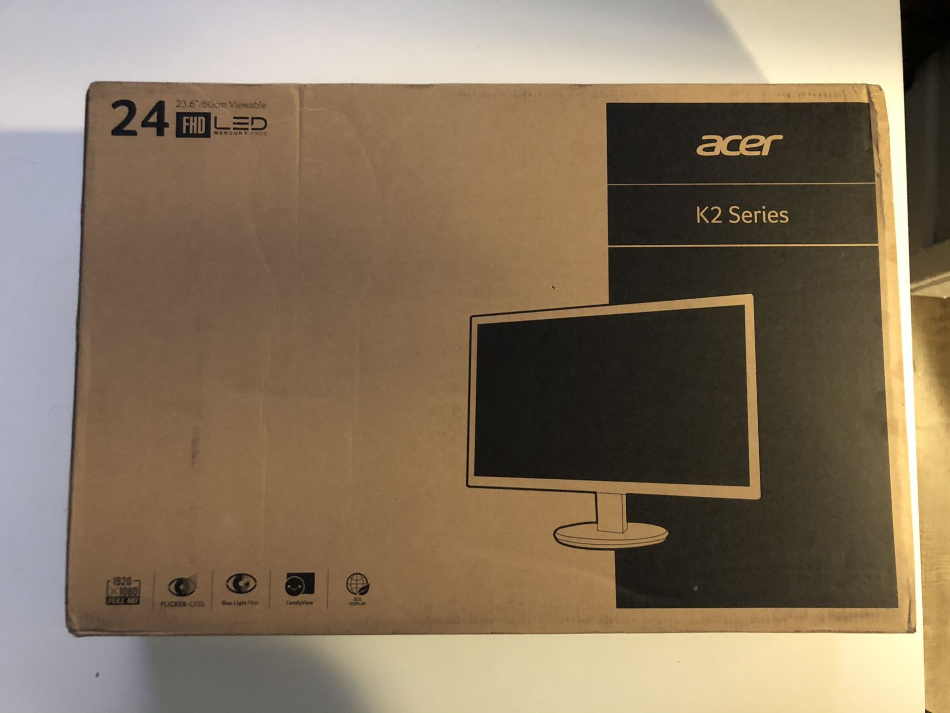 Acer HD Monitor 24