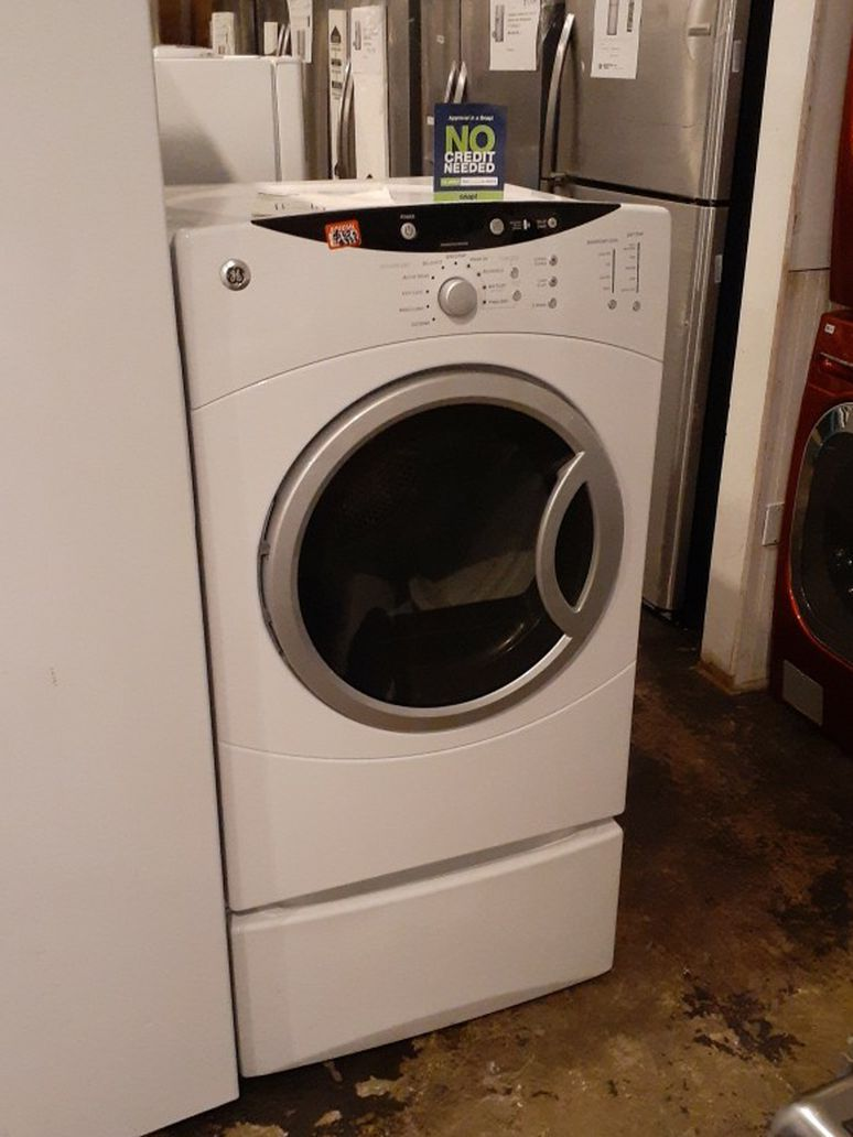 10% Off Today Only Used Excellent Condition GE Electric Dryer
