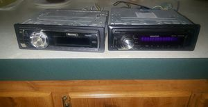 Pioneer stero and Kenwood stero for Sale in Novice, TX