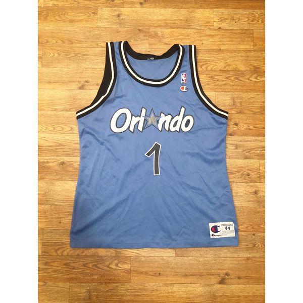 the best attitude 22c30 7ecce FORRARE VINTAGE NBA ORLANDO MAGIC CHAMPION PENNY HARDAWAY JERSEY for Sale  in Tempe, AZ - OfferUp