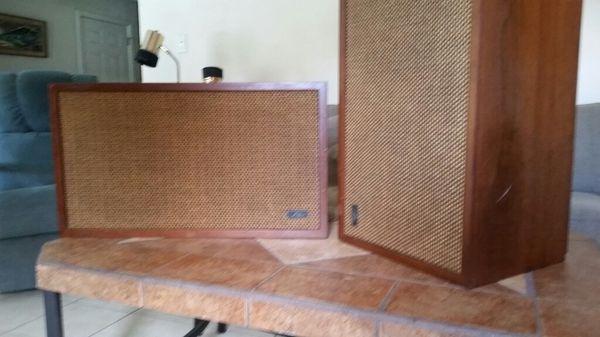 Vintage Altec 886a Speakers for Sale in Mount Dora, FL - OfferUp
