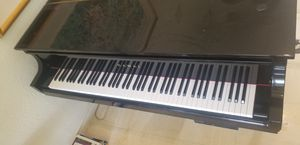 Kawai baby grand piano with player for Sale in DeBary, FL