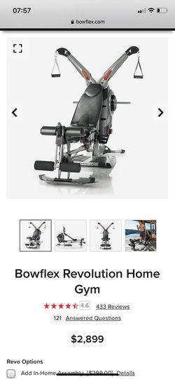 Bowflex Revolution  Thumbnail