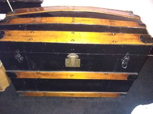 1878 antique chest for Sale in Pittsburgh, PA