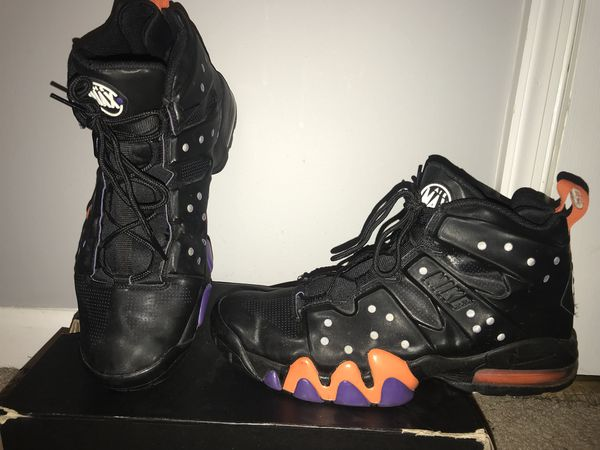 finest selection b8cfb 1db0e Nike Air Max Barkley Hyperfuse, Size 12, Mens Shoes