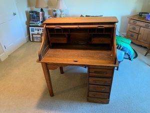 Tremendous New And Used Antique Desk For Sale In York Pa Offerup Download Free Architecture Designs Embacsunscenecom
