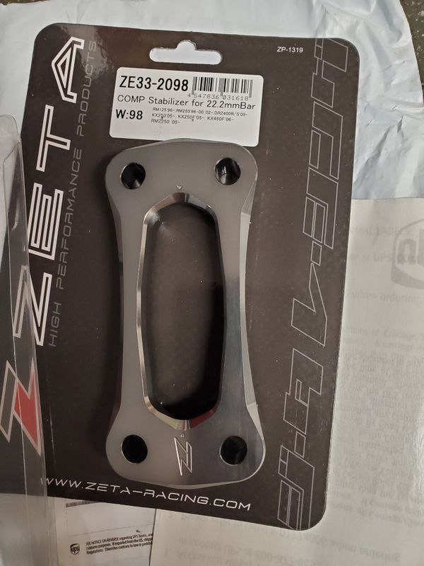 Drz400 s handlebar stabilizer for Sale in Tampa, FL - OfferUp