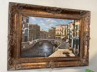 Cuadro De Venezia  Thumbnail