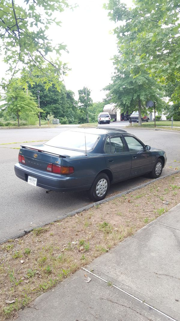 1996 Toyota Camry For Sale In Meriden Ct Offerup